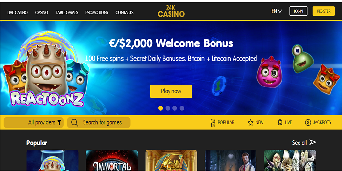 Win real money online casino for free app
